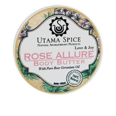 Rose Allure Body Butter