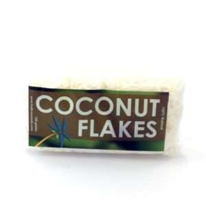 Coconut flakes. Bali Direct