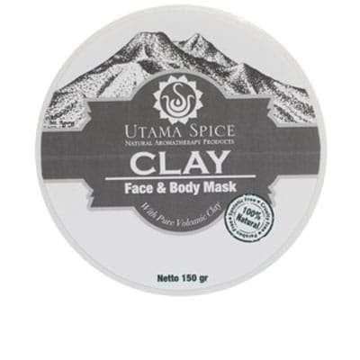 Body Clay & Facial Clay