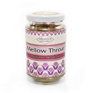 Mellow Throat Ayurvedic Tea