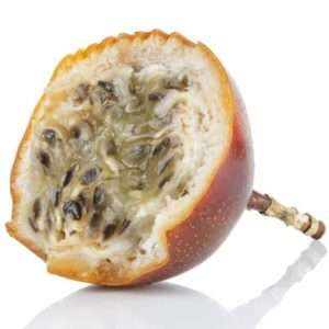 organic passion fruit
