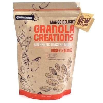 Honey & Mango Granola