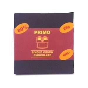 Chilli Single Origin Chocolate