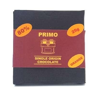 Orange Single Origin Chocolate