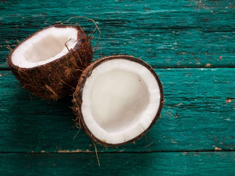 Absolutely Amazing Coconut