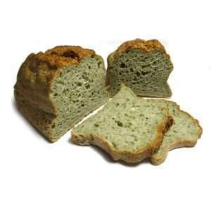 Gluten-free cassava flour green bread - Bali Direct