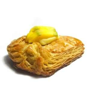 Gluten-free banana flour mango danish - Bali Direct.