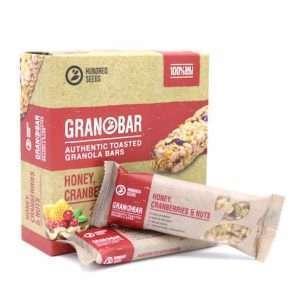 Honey, Cranberries & Nuts Granobar