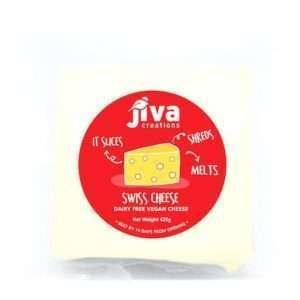 vegan swiss cheese