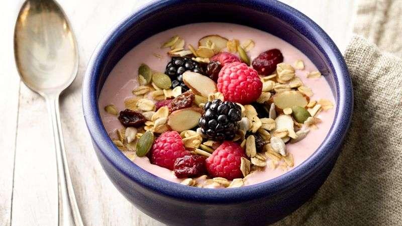 yoghurt bowk