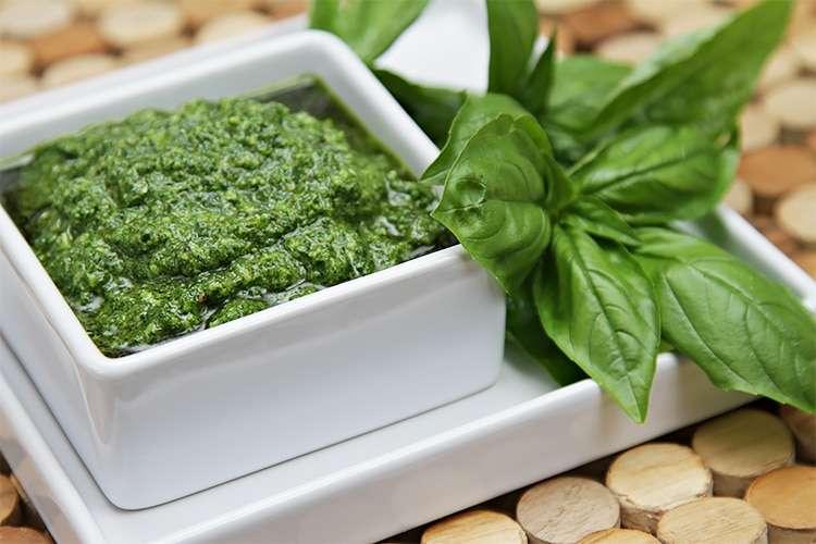 organic italian basil