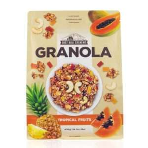 Tropical Fruits Granola
