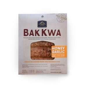 honey garlic grilled pork