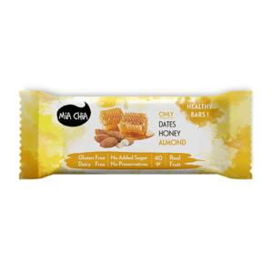 almond honey bar