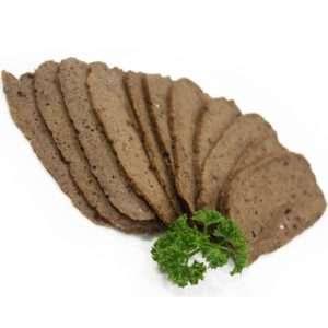 vegan pastrami