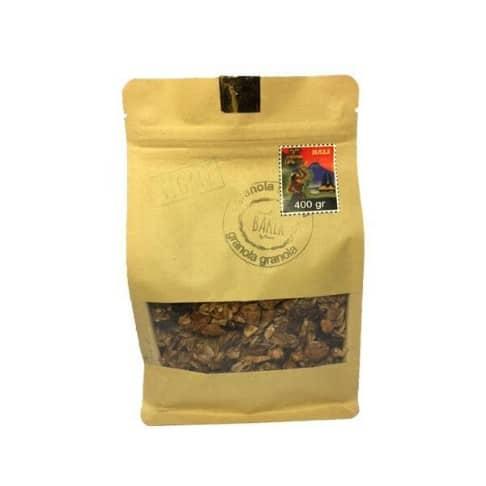 Vegan Cinnamon & Dried Fruits Granola