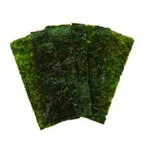 raw nori sheets