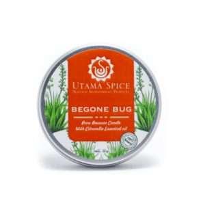 Begone Bug Candle