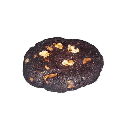 Double Chocolate & Walnut Cookie