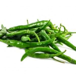Organic Hot Chilli Green