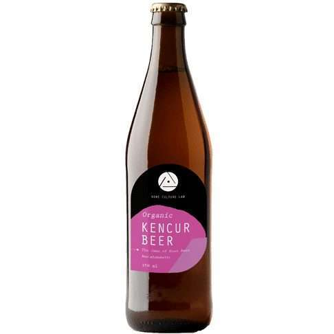 Organic Kencur Beer