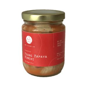Organic Young Papaya Kimchi