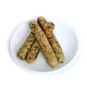 Chef's Cut Cassava Leaves Sausage