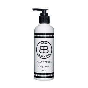 Frangipani Body Wash