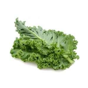 Organic Kale Curly Green