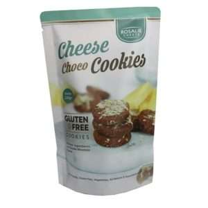 Cheese Choco Cookies