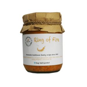Ring of Fire Sambal Coconut Oil