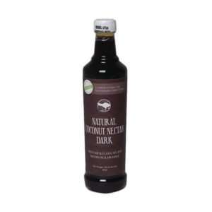 Natural Dark Coconut Nectar