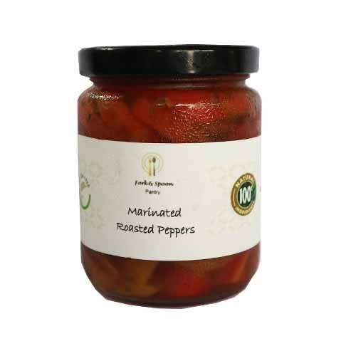 Marinated Roasted Pepper