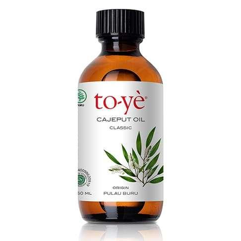 Organic Cajeput Oil