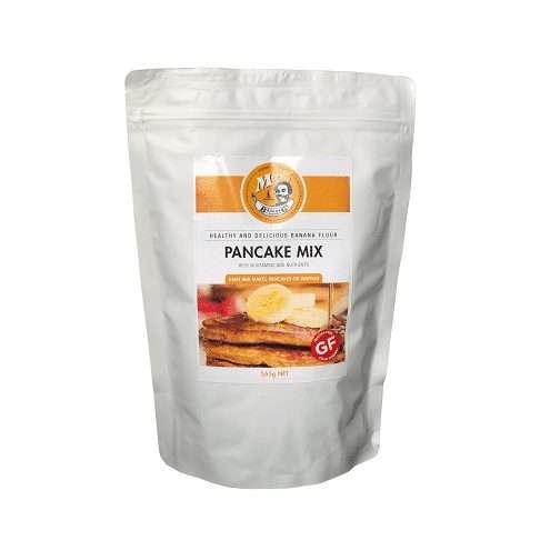 Gluten Free Pancake Waffle Mix