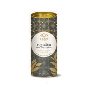 Royaltea Earl Grey Lemon