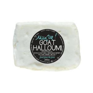 Goat Milk Halloumi