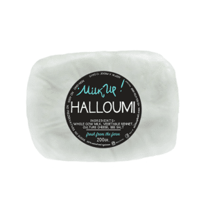 Milk Up Halloumi