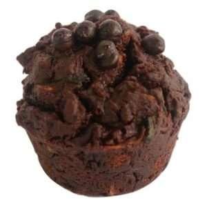 zucchini Chocolate chip muffiin