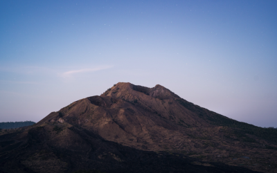 Everesting on Mt Batur Campaign